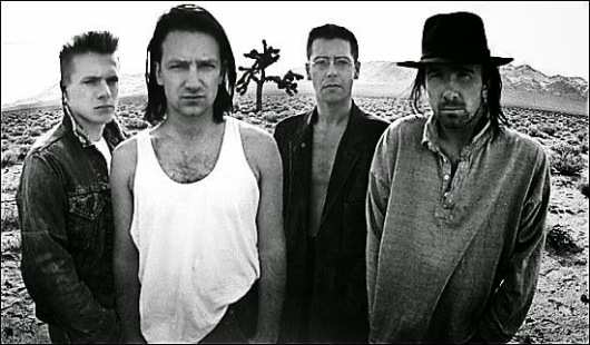 Image result for u 2 - i still haven't found what i'm looking for