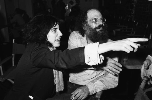 Image result for allen greenberg patti smith