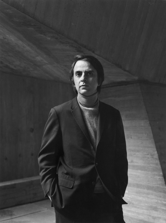 Image result for carl sagan