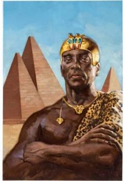 Image result for Egyptian King Tirhakah