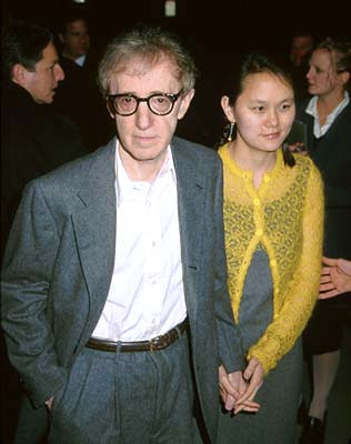 Image result for woody allen girlfriends